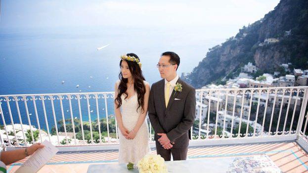Matrimoni a Positano